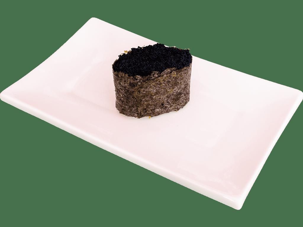 черное тобико